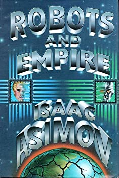 Hardcover Robots and Empire Book
