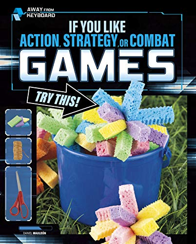 If You Like Action, Strategy, or Combat Games, Try This! (Away from Keyboard)