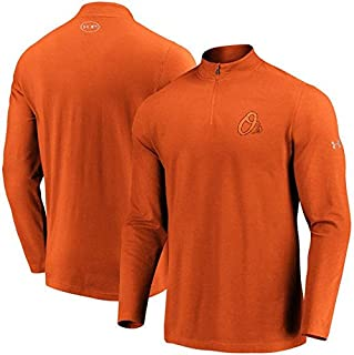 Under Armour Under Armour Baltimore Orioles Orange Passion Alternate Left Chest 1/4-Zip Jacket スポーツ用品 【並行輸入品】