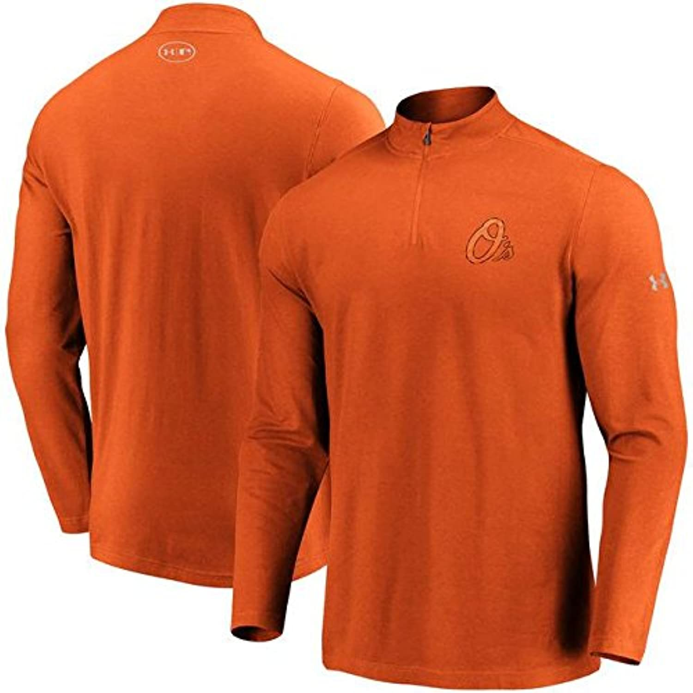 Under Armour Under Armour Baltimore Orioles Orange Passion Alternate Left Chest 1/4-Zip Jacket スポーツ用品 【並行輸入品】