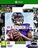 Madden NFL 21 Xbox One Game   Series X