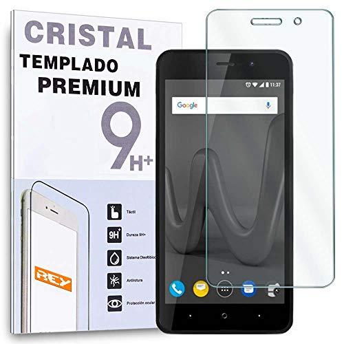 Protector de Pantalla para WIKO Ridge 4G Cristal Vidrio Templado Premium