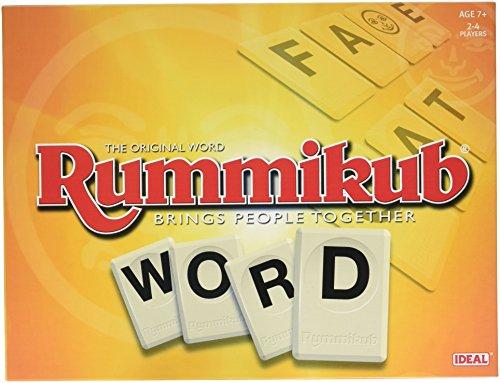 Idéal Rummikub jeu de mots