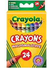 Crayola 12 Assorted Colouring Crayons Multicoloured, 24 pk, 02.0024.19