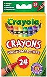 Crayola - 24 Crayolas variedad de colores