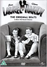 Laurel and Hardy - Original Brats and More Hal Roach Classic
