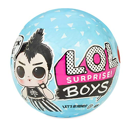 LOL Surprise - Boys - Modelos Surtidos (Giochi Preziosi LLU78000)