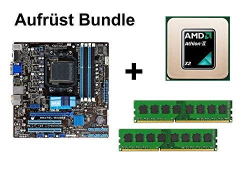 Aufrüst Bundle - ASUS M5A78L-M/USB3 + Athlon II X2 240 + 32GB RAM #58540