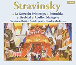 Stravinsky - The Great Ballets