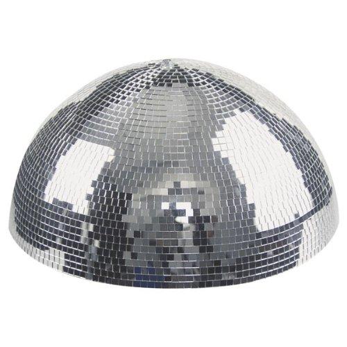 Showtec – Mirrorball halb, 30 cm, mit Motor, 60401