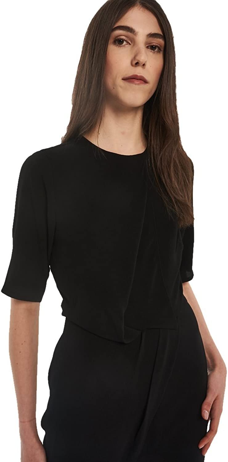 Just Female Women's Nao SS Jumpsuit (Black)