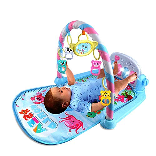 Buy Dappre Music Game Blanket Toy Ringing Bell - Baby Fitness Game Pad Baby Pedal Piano Body Buildin...