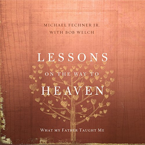 Lessons on the Way to Heaven audiobook cover art
