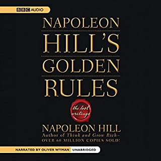 Napoleon Hill's Golden Rules cover art