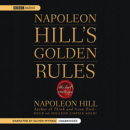 Napoleon Hill's Golden Rules audiobook cover art