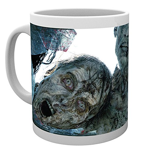 GB Eye LTD, The Walking Dead, Window, Tasse [Import]