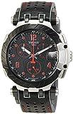 Tissot orologio T-Race Marc Marquez 2020 Limited Edition 43mm acciaio uomo cronografo quarzo T115.417.27.057.01