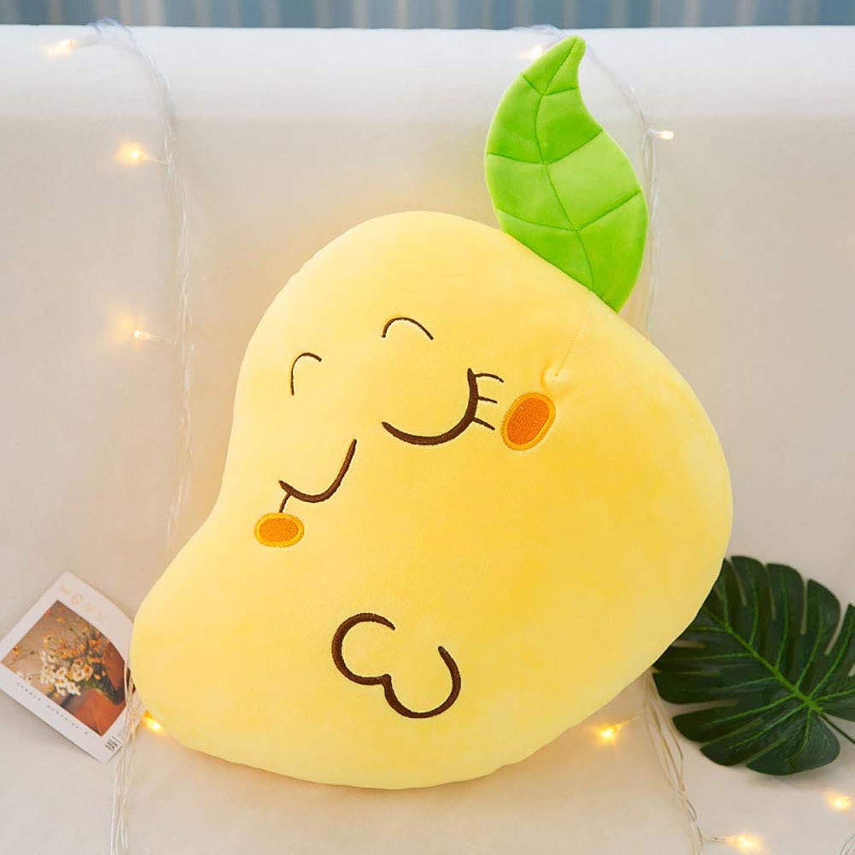 GJC Hug Pillow Creative Funny Down Cotton Pillow Cartoon Fruit Doll Toy Kissen,B,65CM