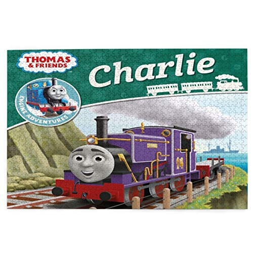 Cute Doormat Rompecabezas de 1000 piezas Thomas And Friends para niños Dibujo divertido rompecabezas para adultos y familias