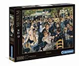Clementoni - Puzzle de 1000 Piezas, D'Orsay, diseño Renoir: Bal du Moulin de la Galette (314126)