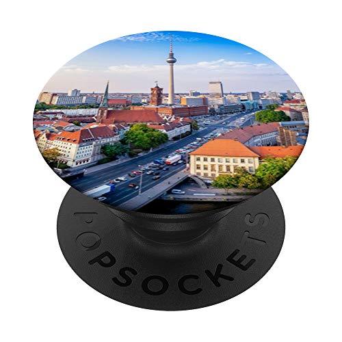 Torre de televisión de Berlín PopSockets PopGrip Intercambiable