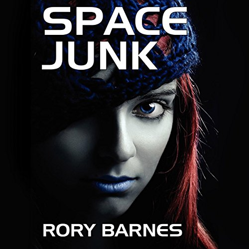 Space Junk audiobook cover art