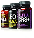 doTERRA - Lifelong Vitality Pack - Alpha CRS+, xEO Mega and Microplex VMz