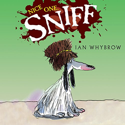Nice One, Sniff audiobook cover art