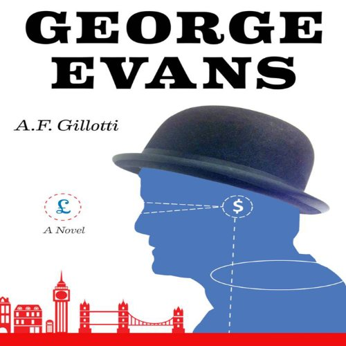 George Evans audiobook cover art