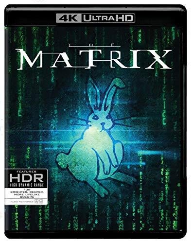 The Matrix (4K Ultra HD/BD) (4K Ultra HD) [Blu-ray]