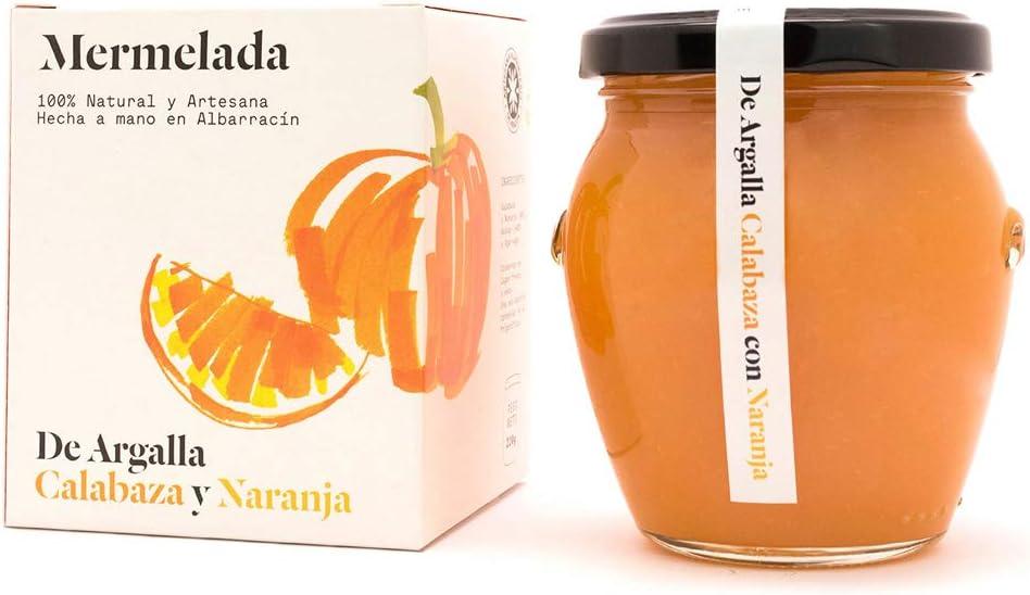 De Argalla - Mermelada Artesana de Calabaza y Naranja ...