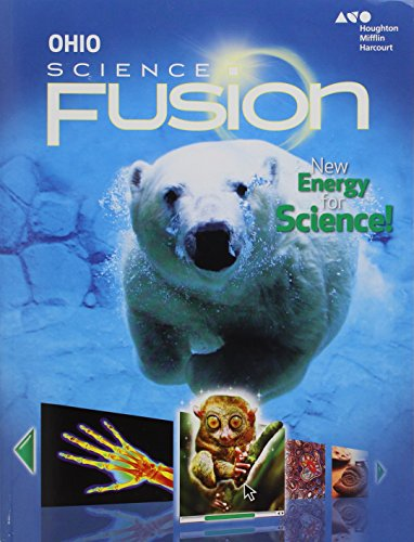 Student Edition Worktext Grade 7 2015 (Holt McDougal Science Fusion)
