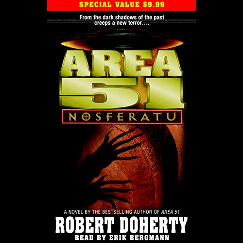 Area 51: Nosferatu cover art