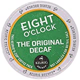 Eight O'Clock Coffee Original Decaf K-Cup (72 Count)