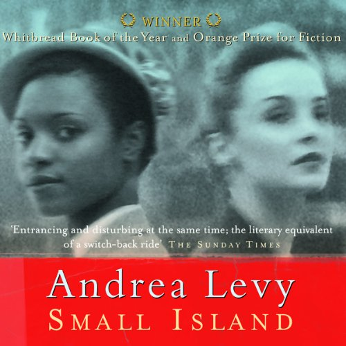 Small Island audiobook cover art