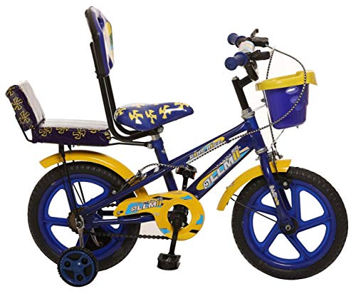 Ollmii Unisex Kids Cycle Blue for 3 to 5 Years