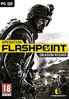 Operation Flashpoint 2: Dragon Rising  (vf - French game-play) - Standard Edition (B001R4BRJ6) | Amazon price tracker / tracking, Amazon price history charts, Amazon price watches, Amazon price drop alerts