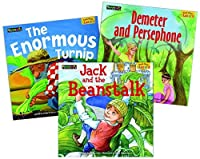 Newmark Learning NL3569 Growing Things Theme: 3-Book Set Grade: Kindergarten to 3 (Pack of 3) [並行輸入品]
