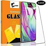 A-VIDET 3 Stück Schutzfolie für Samsung Galaxy A40 Vollschutz-mit Ultra-Stärke Ultra-klare Transparenz schutzfolie Bildschirmfolie für Samsung Galaxy A40