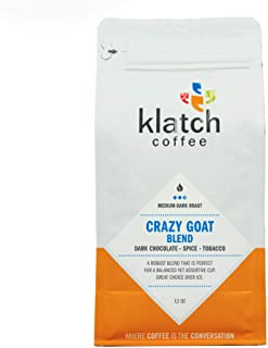 crazy goat coffee