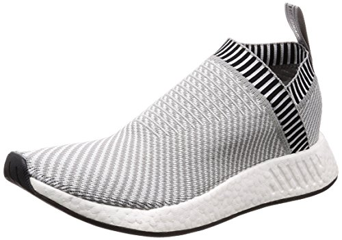 adidas Originals Herren NMD_cs2 Pk Turnschuh, Dgh Solid Grey-ftwr White-shock Pink, 48 2/3 EU
