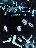Metallica- Live In San Diego DVD [Alemania]