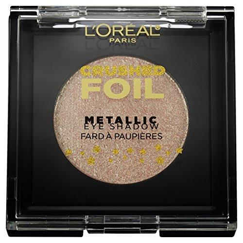 L'Oréal Paris Lidschatten Infaillible Crushed Foil 23 Diamond Dust, 1 g