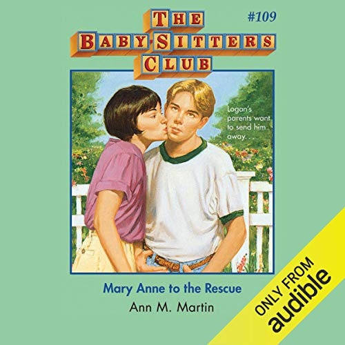 Mary Anne to the Rescue cover art