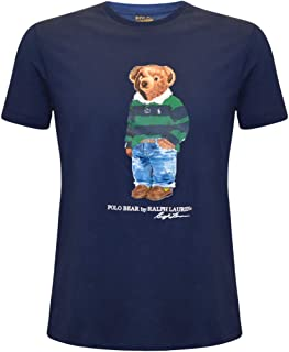 Polo Ralph Lauren Mens Limited Polo Bear T-Shirt
