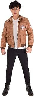 Coskidz Men's Ryo Hazuki Cosplay Costume Jacket