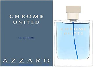 Azzaro Chrome United Agua de Tocador - 100 ml