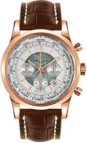 Breitling Transocean Chronograph Unitime Men's Watch RB0510U0/A733-756P