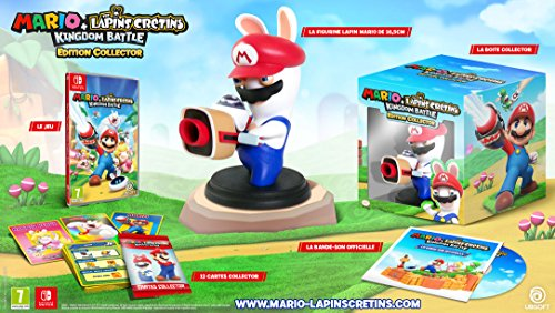 MARIO + THE LAPINS CRÉTINS KINGDOM BATTLE - EDITION COLLECTOR