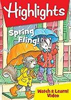 Highlights Watch & Learn: Spring Fling! [DVD]